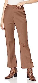 [Fray I.D] 直筒修身长裤 FWFP204118 女款