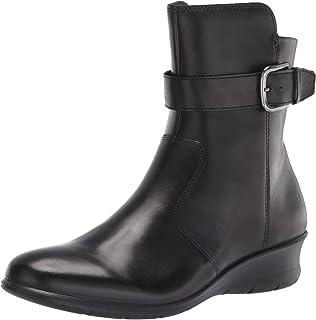 ECCO 女士 Finola 坡跟及踝靴