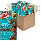 Enjoy Life Crunchy Cookies, Soy free, Nut free, Gluten free…