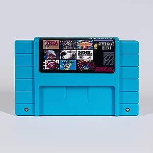 121 合 1 SNES 墨盒多车电池节省 - 新列表!