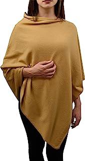 DALLE PIANE CASHMERE - 斗篷羊绒混纺 - 女式