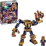 LEGO 漫威复仇者灭霸机甲 76141 酷炫动作儿童玩具,带机械人物灭霸迷你人偶,2020 年新款(152 件)