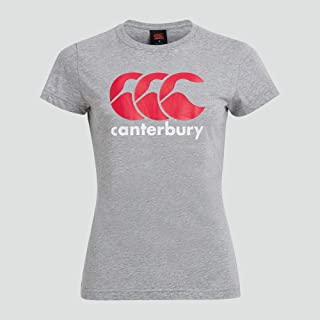 Canterbury 女式标志 T 恤