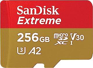SanDisk Extreme microSDXC 存储卡 + SD 适配器