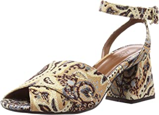 Lily Brown 提花绑带凉鞋 LWGS194379 女士