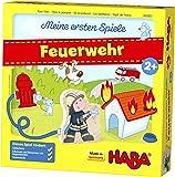 HABA 303807 我的启蒙游戏系列 小小消防局 适用于1-4位2岁以上儿童