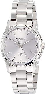 [HAMILTON]HAMILTON JM VIEWMATIC D A34-VT.W.DIA-BRC H32315191 男士 【正规进口商品】