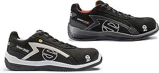Sparco 0751644NRGR Evo 运动鞋 S3 黑色/灰色