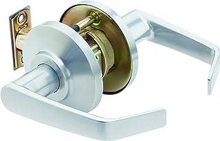 Stanley Best 7KC 30 N 15D S3 626 无钥匙轮廓角度回流中空锁具,通道,缎面铬,5.08 cm