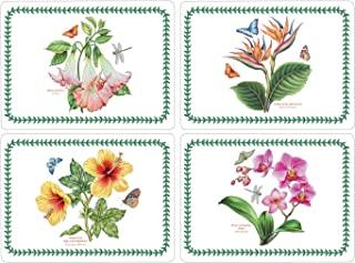 Pimpernel Portmeirion Home & Gifts 异域植物园餐垫 S/4 (m),多色