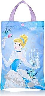 Disney 迪士尼 公主 反光印花 鞋包 女孩 313105003 粉色/蓝色