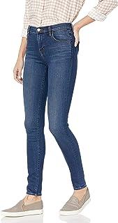 J Brand Jeans 女式 23110 Maria 高腰紧身牛仔裤 飞镖 25