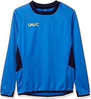 GUVIC 运动服 青少年 训练上衣 儿童 蓝藏青色 日本 130厘米 (日本サイズ130 相当)