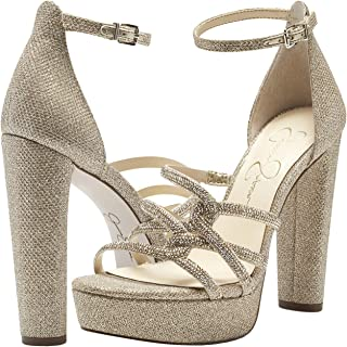 Jessica Simpson 女士 Ivee 厚底鞋