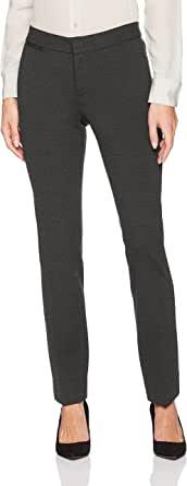 NYDJ 女式小款 Ponte 长裤 杂碳灰 14P