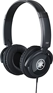 Yamaha 雅马哈 HPH-100B 耳机 黑色