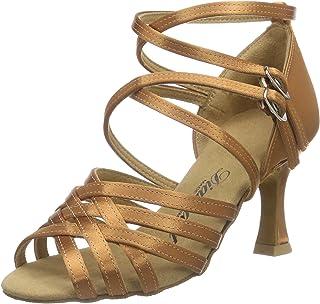 Diamant 女式交际舞鞋