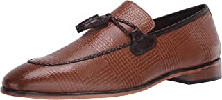 STACY ADAMS 男士 Bianchi 流苏一脚蹬乐福鞋