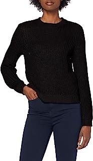 PIECES 女士 Pcpetula Ls 圆领针织 Noos Bc 套头衫
