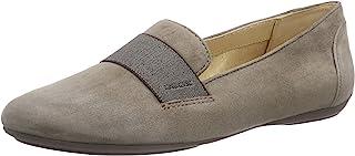 GEOX 女式 D charlene J 芭蕾平底鞋