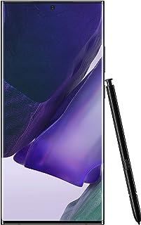 Samsung 三星 Galaxy Note 20 Ultra 5G Factory解锁Android智能手机 美国版 512GB存储 长时待机 神秘黑