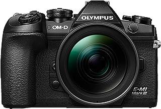 Olympus 奥林巴斯 OM-D E-M1 Mark III 黑色机身带 M.*ko Digital ED 12-40mm F2.8 PRO 镜头