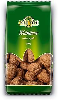 Kluth Walnüsse, in der Schale, 500g, 4er Pack (4 x 500 g)