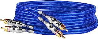 TARAMP 的 T5B Tara 5 米 RCA 到 RCA AMP 电缆