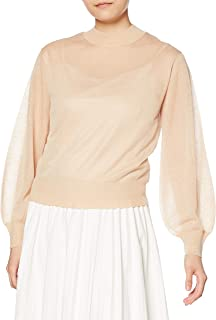 [Fray I.D] 透明针织针织衫 FWNT204053 女款