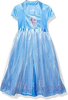Disney 迪士尼女童《冰雪奇缘》2 Elsa 梦幻礼服