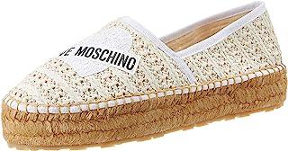 Love Moschino 女士 Ja1041 帆布鞋