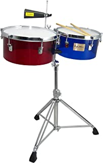 Tycoon Percussion tti-1415acr 亚克力Timbales