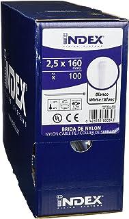 索引 fixing 系统 bn-b NYLON CABLE ties ,白色,2000件
