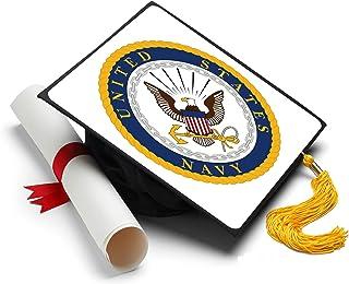 流苏装饰 *蓝 - - - 未来*公职人员毕业帽 - 装饰毕业帽