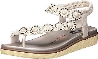 XTI 女士 49124 露趾凉鞋