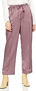 Lily Brown 缎面裤 LWFP205067 女士