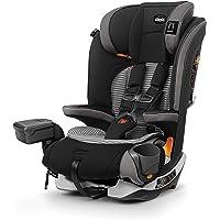 Chicco 智高 MyFit Zip Air 2 合 1 *带 + 增高汽车*座椅 适合幼儿和大孩 5点式*带 固定…