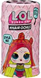 L.O.L. Surprise! 惊喜娃娃盲盒 557067E7C #Hairgoals娃娃化妆系列2/可收藏的公仔,带…