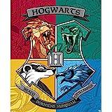 1000 片拼图,哈利波特拼图,带房子徽章。