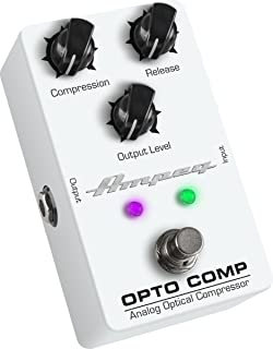 Ampeg 吉他压缩效果踏板 (Opto Comp)