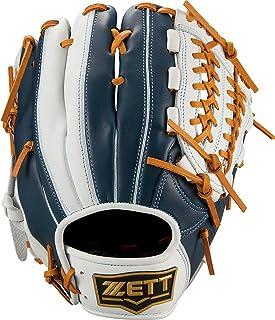 ZETT 软球 3号用 手套 后面 全能用 右投用 尺寸:5 BSGB52120