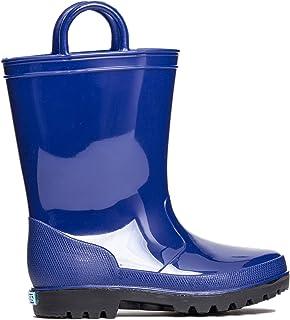ZOOGS 儿童防水雨靴 适合女孩、男孩和幼儿
