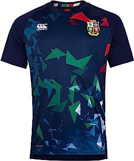 Canterbury男士英国和爱尔兰狮超光图形T恤