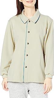 [Kirak] 护理用 祛菌加工 沉稳的色调带领前开式衬衫 CY105