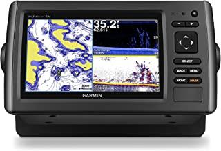 Garmin 佳明 010-01577-00 echoMAP Chirp 75sv 带传感器