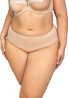 Curvy Couture 女式加大码必备平角内裤