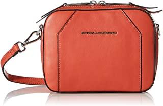 Piquadro Muse Pilot 手袋 18 厘米 橙色(阿兰基奥) 橙色(阿兰基奥)
