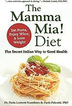 The Mamma Mia! Diet: The Secret Italian Way to Good Health - Eat Pasta, Enjoy Wine, & Lose Weight (English Edition)