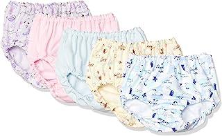 Garrow 5件装 短裤 动物图案/单点/全花纹 女孩