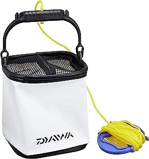 大和 (Daiwa) 活泼水 水盆 水桶 M21CM(H) 白色